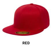 Flexfit-6210-Red
