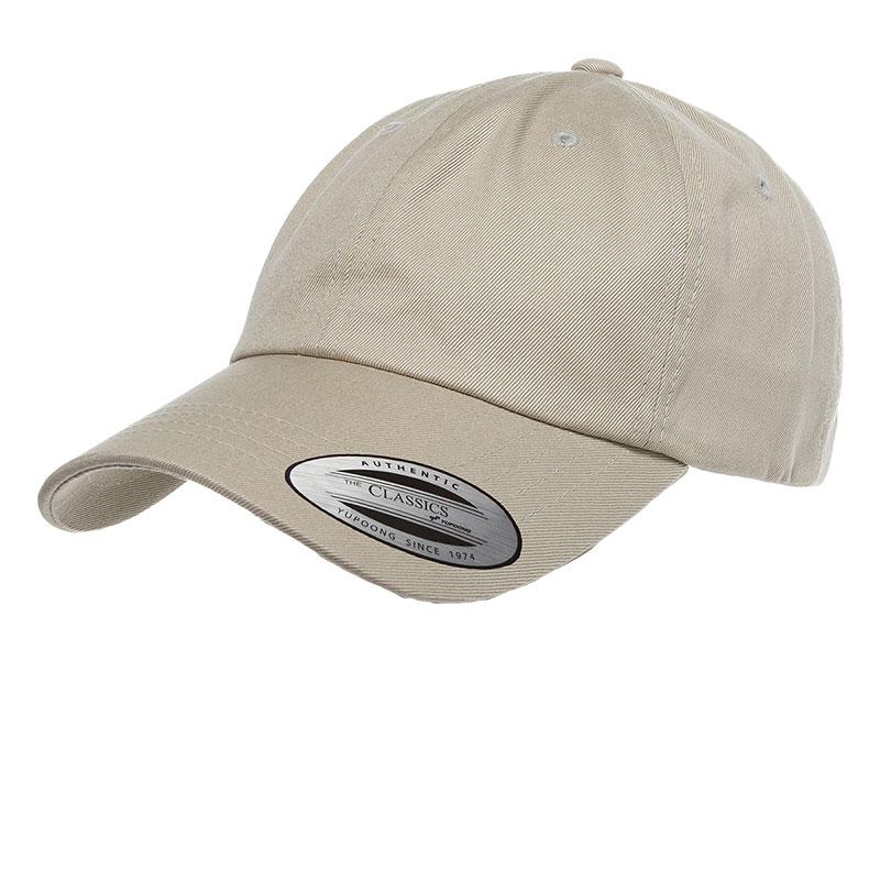 d08e90d2 6245CM Low Profile Cotton Twill Dad Hat - LMB Knitwear