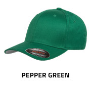 Flexfit-6277-PepperGreen