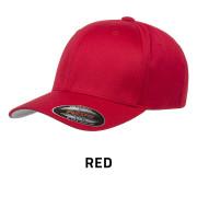 Flexfit-6277-Red