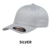 Flexfit-6277-Silver