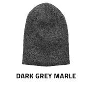 Beanie-Skull-DarkGreyMarle