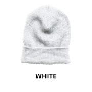 Beanie-Slouch-White