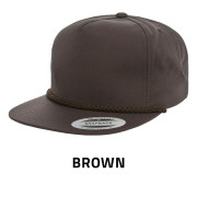 Flexfit-6002-Brown
