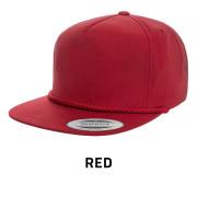 Flexfit-6002-Red