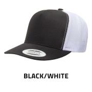 Flexfit-6006T-BlackWhite