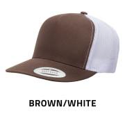 Flexfit-6006T-BrownWhite