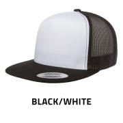 Flexfit-6006W-BlackWhite