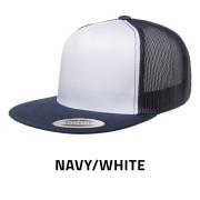 Flexfit-6006W-NavyWhite