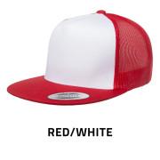 Flexfit-6006W-RedWhite