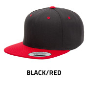 Flexfit-6089MT-BlackRed