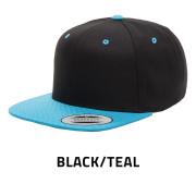 Flexfit-6089MT-BlackTeal