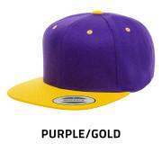 Flexfit-6089MT-PurpleGold