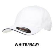 Flexfit-6277V-WhiteNavy