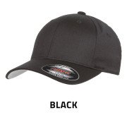 Flexfit-6277Y-Black