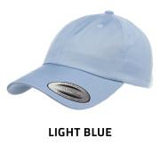 Flexfit-6245CM-LightBlue