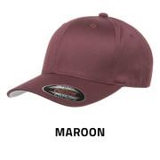 Flexfit-6277-Maroon