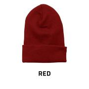 Beanie-Roller-Red