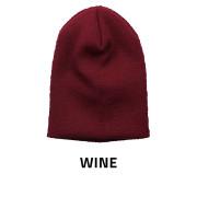 Beanie-Skull-Wine