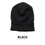 Beanie-Slouch-Black