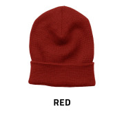 Beanie-Slouch-Red