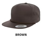 Flexfit-6002-Brown