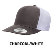 Flexfit-6006T-CharcoalWhite