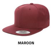 Flexfit-6089M-Maroon-2
