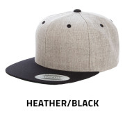 Flexfit-6089MT-HeatherBlack
