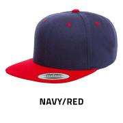 Flexfit-6089MT-NavyRed