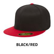 Flexfit-6210T-BlackRed