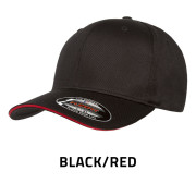Flexfit-6277V-BlackRed