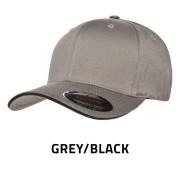 Flexfit-6277V-GreyBlack